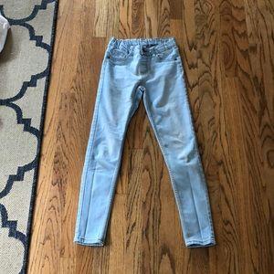 girls total girl jeans